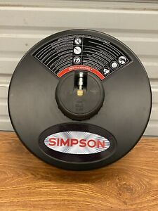 Simpson 15 in. Surface Cleaner Rated up to 3600 PSI