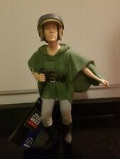 Star Wars 1997 Applause Princess Leia Endor Gear w Removable Helmet Vinyl Figure