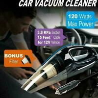 Cordless Hand Held Vacuum Cleaner Small Mini Portable N9R7 Car Auto Homeuse O4T4