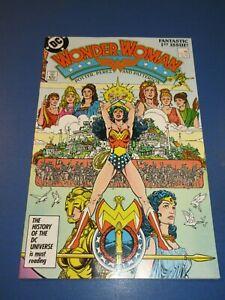 Wonder Woman #1 Bronze age Perez Key VF- Beauty Wow