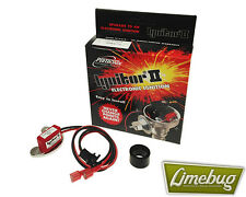 VW Beetle T1 Pertronix Ignitor II Electronic FlameThrower Module Distributor 009