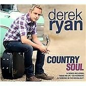 Derek Ryan - Country Soul (2013) - Free Post Immediate Dispatch from UK