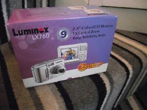 NEW LUMINOX DIGITAL CAMERA LX-760.