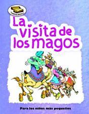 Tesoros Biblicos: La visita de los magos (Bible Treasures: The Visit of the Wis