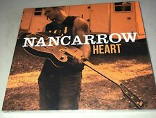 RARE NOS 2010 NANCARROW HEART CD ‎EP STILL SEALED OUTLAW COUNTRY HONKY TONK