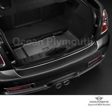 Genuine MINI Fitted Luggage Comp. Mat, COOPER S Logo - R56,R58,R59 - 51470418666