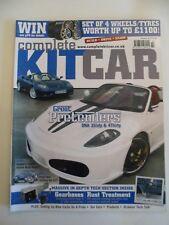 Complete Kitcar magazine - February 2010 - DNA 3Sixty - 4Thirty