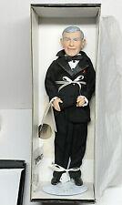 GEORGE BURNS~1996 Effanbee~LE Vinyl Doll~Legend Series~Celebrity Figure~NEW NIB
