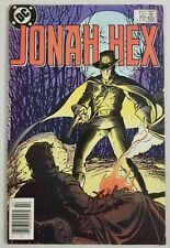 Jonah Hex #89 Copper Age 1985 DC Comic Blood Legacy