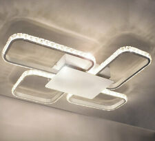 LED Deckenlampe Kristall Decken Wand Lampe Leuchte Design Gatuar 54cm neutral