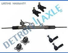 7pc Complete Power Steering Rack and Pinion Suspension Kit for Honda Passport