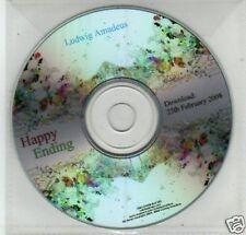 (G168) Ludwig Amadeus, Happy Ending - DJ CD