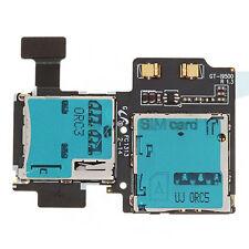 LETTORE SIM CARD E MICRO SD CARD RICAMBIO PER SAMSUNG GALAXY S4 I9500