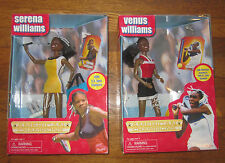 VENUS SERENA WILLIAMS AMERICAN TENNIS ACTION FIGURES TOY DOLL BEST OF ALL TIME