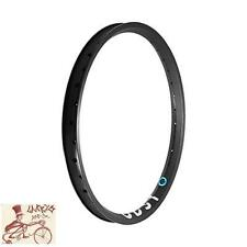 "ODYSSEY LITEHOUSE DOUBLE WALL 36H BLACK 20"" X 1.75"" BMX BICYCLE RIM"