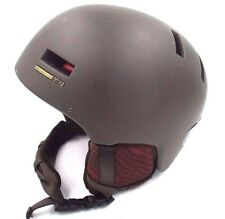 Giro Shiv Ski and Snowboard Helmet, Matte Green Medium