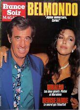 1986: BELMONDO_JOHN McENROE_IVAN LENDL_HAILE SELASSIE_DENISE FABRE