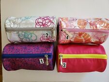 NEW! CLARISONIC Travel/Makeup Barrel Bags ~ Fits all Models ~ 4 Styles to Choose