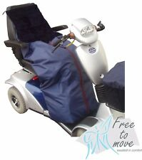 Schlupfsack Webpelz für Rollstuhl und Elektromobile