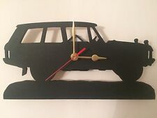 "Land Rover Range Rover Classic 2 Door Early Handmade ""Ideal Gift"" Wall Clock"