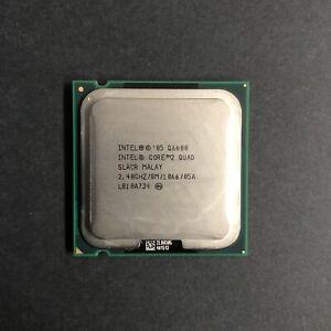 Intel Core 2 Quad Q6600 CPU Processor 2.40 GHz Quad Core 8MB Cache Free Post