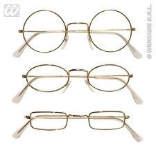 Glasses Nickel Gold Brass Rund Angular Oval Christmas Dwarf Oma 1823 Round