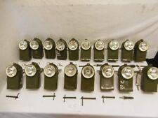 1x Handlampe CEAG OK 4KN 2,5V 0,7A Lampe Taschenlampe  ex Bundeswehr (HL5)