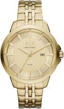 Armani Exchange Men's AX2267 'Copeland' Gold-Tone Stainless Steel Watch