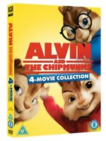 Alvin And The Chipmunks - 4 Collection Film DVD Neuf DVD (6502101000)