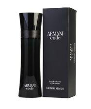 Armani Code By Giorgio Armani Men 6.7 oz 200 ml Eau De Toilette Spray Nib Sealed
