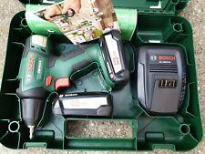 Bosch PSR 18 Li-2 Cordless Drill Driver 18v power4all diy 2x 2.5Ah batteries