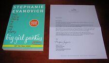 Big Girl Panties, Stephanie Evanovich**Advance Reader Copy (ARC) Debut/ Proof