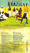 RARE / BRAZIL Le meilleur de la musique du BRESIL ( 2 CD ) COMME NEUF - LIKE NEW