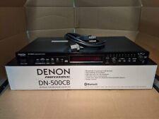 Denon DN-500CB CD/Bluetooth Player - Open Box