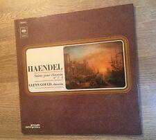 33 tours  Glenn GOULD Haendel Suites pour clavecin Nos 1-4 EXC+