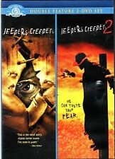 Jeepers Creepers 1 & 2 (DVD, 2 Disc-Set) - Justin Long - Region 1