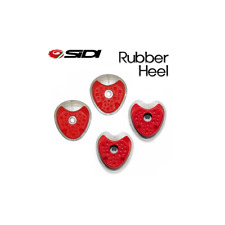 NEW SIDI Replacement  Rubber Heel Pad Carbon Composite Millenium 3