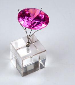 Diamante / Gemme Display Stand Acrilico Tenere Vetrina/Exhibition Saldi