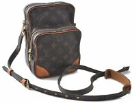 Authentic Louis Vuitton Monogram Amazone Shoulder Bag M45236 LV A9234