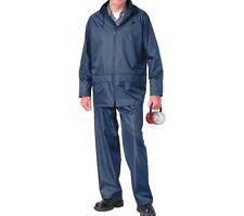 Portwest S439 Waterproof Suit Work Waterproof Suit Jacket & Trousers Navy Large
