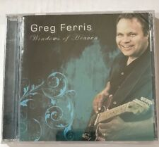 Windows of Heaven by Greg Ferris (CD, Jul-2008)