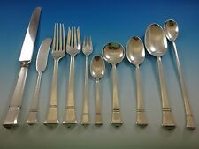 Windham by Tiffany and Co Sterling Silver Flatware Service Set 159 Pieces Huge!