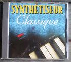 MUSIQUE CD Album * SYNTHÉTISEUR CLASSIQUE * !!