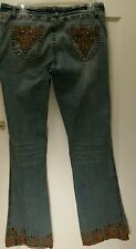 Apollo Jeans Size 11/12 Buttons and Lace
