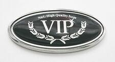ACCESSORI-HYUNDAI ix35 PORTELLONE CROMO TUNING VIP 3d emblema