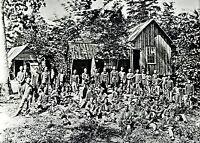5x7 Civil War Photo 21st Regiment Michigan Volunteer Infantry -1862
