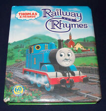 Thomas and Friends Railway Rhymes Boardbook Children's Reading Poetry Trains