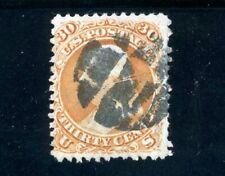 USAstamps Used FVF US 1861 Civil War Issue Franklin Scott 71