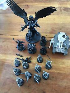 Warhammer 40k Chaos Space Marines Thousand Sons Army W/ Magnus Tzeentch Models