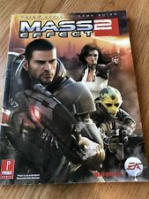Mass Effect 2 Prima Strategy Guide